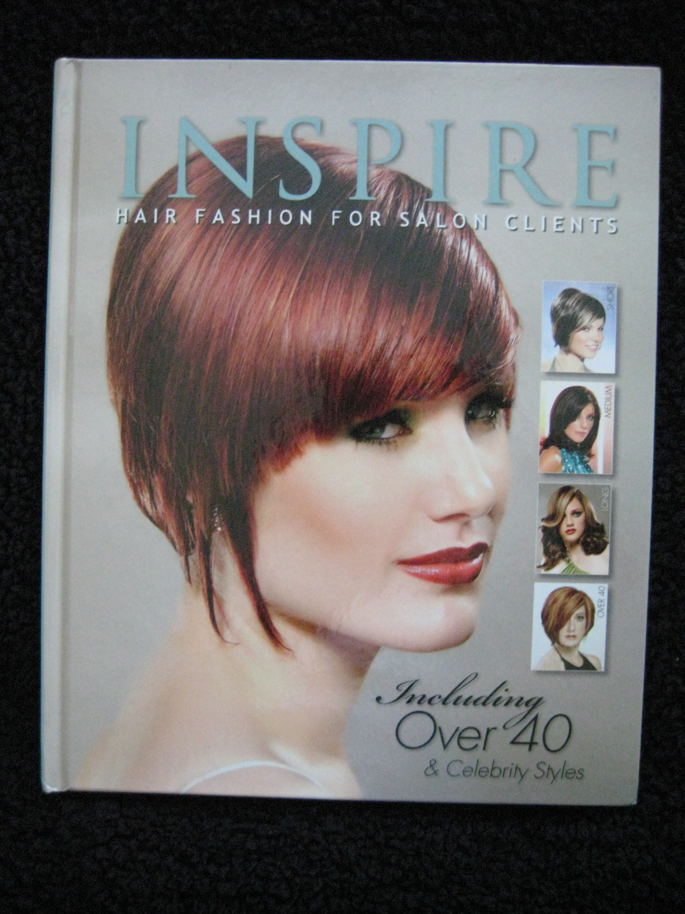 inspire hair style book